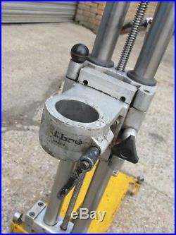 Dr. Bender Diamond core drill 110v & Xcalibre core drilling rig stand wet or dry