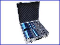 Faithfull Diamond Core Drill Kit & Case Set of 11 FAIDCKIT11
