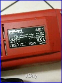HILTI DD100 Diamond core drill
