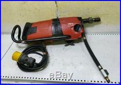 HILTI DD200 Diamond core drill Motor wet 110v coring machine tool weka DD350