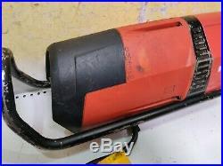 HILTI DD350 Diamond core drill Motor wet 110v coring machine tool weka DD200