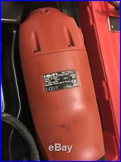 HILTI DD 110-D Diamond Core Drill 110v With Carry Case