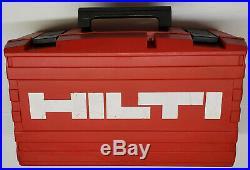 HILTI Diamond Core Drilling Machine DD EC-1, Wet System Drill, Sharpening Plate