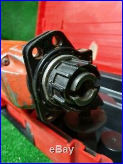 Hilti DD100 Diamond Core Drill 110v & Storage Box