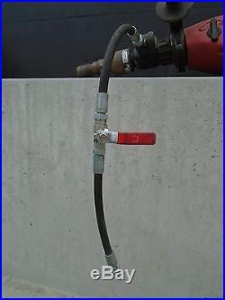 Hilti DD100 diamond core drill 110v