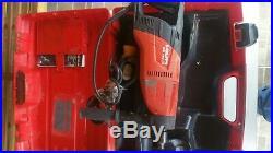Hilti DD110-D Core Drill Diamond Drilling 110V 2-Speed Wet Drill