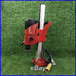 Hilti DD120 Diamond Core Drill With Stand Service reset110v. INC VAT. GWO'2362