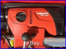 Hilti DD120 Diamond Drilling Coring Machines