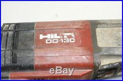 Hilti DD130 DD 130 Wet Dry Electric Diamond Core Drill