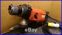 Hilti DD130 Diamond Core Drill, Concrete Drilling, Masonry, GWO