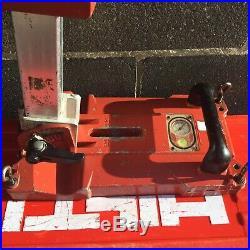 Hilti DD150 DIAMOND CORE DRILL DRILLING RIG STAND 110V
