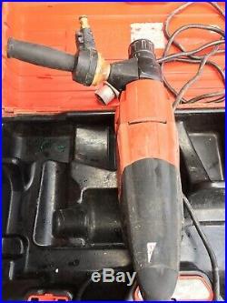 Hilti DD150-U Diamond Core Drill Coring Drilling 110v dd 150 2098c