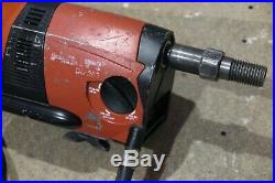 Hilti DD200 110V Diamond Core Drill MOTOR FOR DRILLING RIG