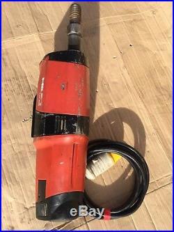 Hilti DD200 Diamond Core Drill 110v Used