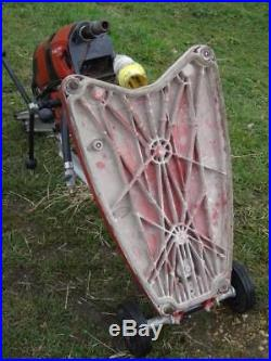 Hilti DD200 Diamond Core Drill Drilling Rig 110v & Vacuum Base