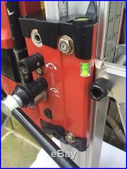 Hilti DD200 Diamond Core Drill & Rig, 110v, Good Condition