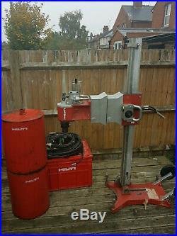 Hilti DD750 HY Diamond Drilling, Concrete Coring