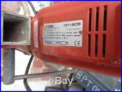 Hilti DD80E, DD 80E DIAMOND CORE DRILL DRILLING RIG STAND 110V