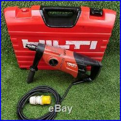 Hilti DD 110 D Diamond Core Drill 110v. GWO VAT INC. FREE P&P'2304