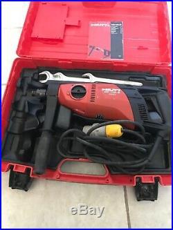 Hilti DD 110 D Diamond Core Drill 110v With Carry Case