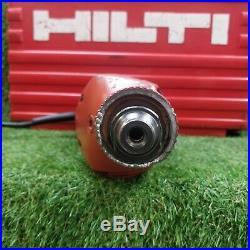 Hilti DD 110 D Diamond Core Drill 110v with Carry Case. GWO. FREE P&P'1996