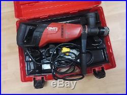 Hilti DD 110-D Dry and Vet Diamond Core Drill 110V