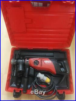 Hilti DD 110-D Wet and Dry Hand held diamond core drill 110 V