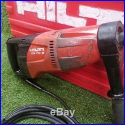 Hilti DD 110-W Diamond Core Drill, Wet & Dry. GWO. VAT INC FREE P&P'2303