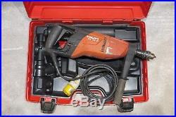 Hilti DD 110-d 110v Dry Diamond Core Drill