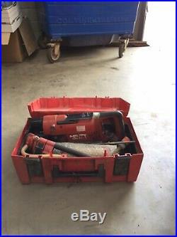 Hilti DD 130 Diamond Core Drill And Accessories