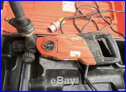 Hilti DD 150-U Diamond Core Drill Wet Coring Drilling 110V With Case