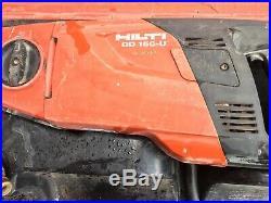 Hilti DD 150-U Diamond Core Drill Wet Coring Drilling 110V With Case 2197