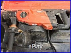 Hilti DD 150-U Diamond Core Drill Wet Coring Drilling 110V With Case 2197a