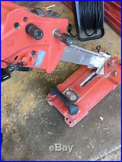 Hilti DD ST 150-U Diamond Drilling Rig Core Wet Drill Stand