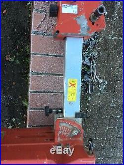 Hilti DD ST 150-U Diamond Drilling Rig Core Wet Drill Stand 2128