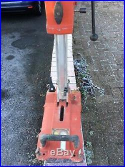 Hilti DD ST 150-U Diamond Drilling Rig Core Wet Drill Stand. 2131