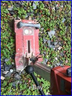 Hilti DD ST 150-U Diamond Drilling Rig Core Wet Drill Stand. 2165