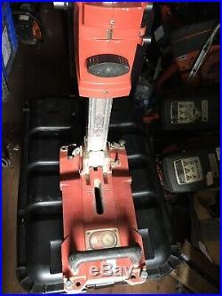 Hilti DD ST 150-U Diamond Drilling Rig Core Wet Drill Stand. 2187