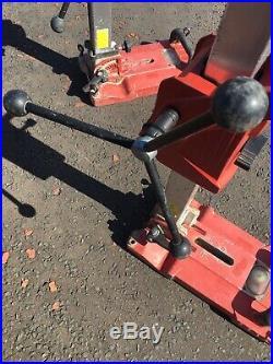 Hilti DD ST 150-U Diamond Drilling Rig Core Wet Drill Stand. 2187c
