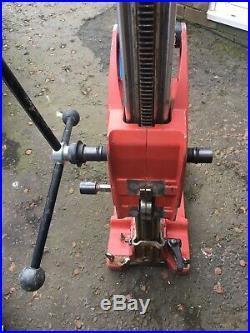 Hilti DD-ST 150-U Drilling Rig Wet Drill Stand Diamond Core Drill 2130