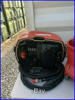 Hilti DD-WMS 100 Dust Extractor Hoover Diamond Core Drill Slurry Coolant Water
