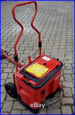 Hilti DD rec1 Water recycling unit pump diamond core drill drilling rig 110v