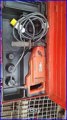 Hilti Dd100 DD 100 Drill In Box Diamond Core Drill 110volt 1600 Watt Drilling