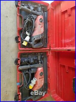 Hilti Dd110 D 2014 Year 110 Volt 1600w For Diamond Core Drill Drilling Wet Drill