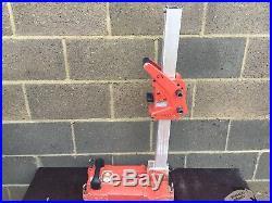 Hilti Dd150 U Diamond Core Drill Rig Stand For Diamond Drilling Wet Drill