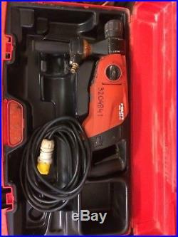 Hilti Dd 150 Diamond Core Drill 110v PRICE INC VAT