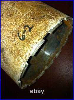 Hilti Diamond Core Drill Bit 6 X 17 #2