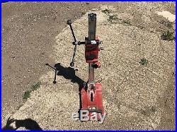 Hilti St 150 Diamond Core Drill / Drilling Rig Stand Free Postage