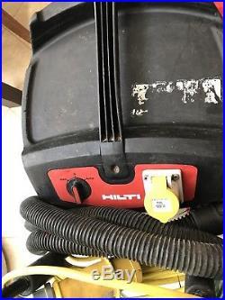 Hilti Vcd50 Vac VCD 50 Industrial Hoover 110 V Dry Vacuum Diamond Core Drilling