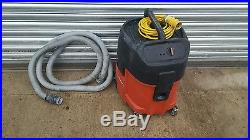 Hilti Vcu40 Vac Industrial Hoover 110 Volt Dry Vacuum Hose Diamond Core Drilling